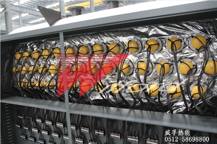 威孚节能电锅炉,环保无极限